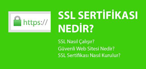 SSL SERTİFİKASI