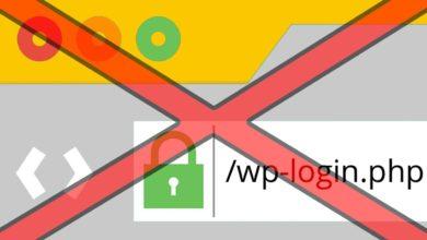 Wordpress Admin Panel Yolu Değiştirme